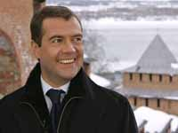 Medvedev Speaks about Presidency and the Country's Prospects