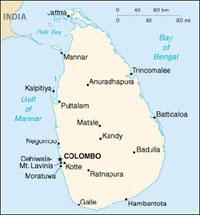 Sri Lanka's peace process in danger