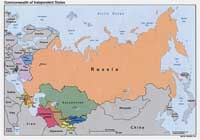 Russia intends to get its possessions back from former Soviet republics and countries of the Russian Empire