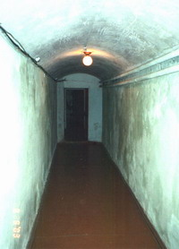 New York state man lives in underground bunker