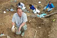 Whereabouts of mass graves in post-war Bosnia can be found for money