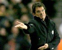 Madrid denies report of Capello's resignation