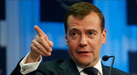 The West closes eyes tight to imagine Russia does not exist - Medvedev. 53603.jpeg