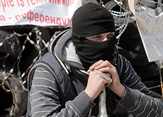 Pro-Russian Donetsk activists get ready to hold referendum. 52605.png