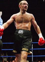 British boxer Scott Harrison jailed in Spain for alleged car theft