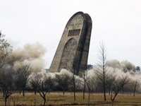 Russia and EU are Indignant at  Georgia for WWII Memorial Removal
