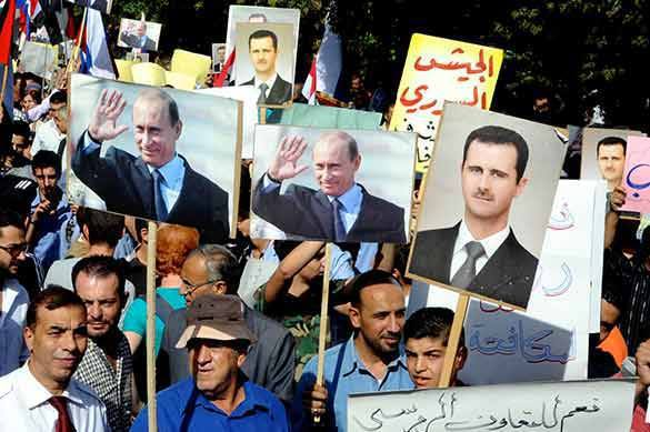 Russia may convince USA of Bashar Assad's legitimate presidency. Russia-US diplomatic brawl over Assad