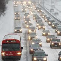 US Midwest Faces Winter Storm for Christmas
