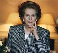 Margaret Thatcher to get big-screen treatment in film about Falklands War