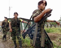 Colombia's largest guerrilla group to exchange prisoners within Colombian territory