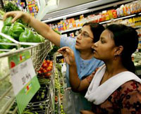 India's middle class driving up food prices