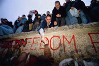 Fall of Berlin Wall Triggered Major Geopolitical Catastrophe of 20th Century