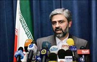 Iran rejects U.S. accusations it armed insurgents in Iraq with roadside bombs