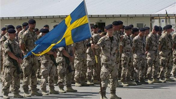 Finland and Sweden work on military alliance against Russia. Sweden and Finland afraid of Russia