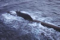 Russian K-19 nuclear submarine saved the globe from third world war