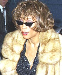 Pop star Whitney Houston files for divorce from husband Bobby Brown
