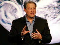 Al Gore joins Kleiner Perkins Caufield & Byers firm to focus on global warming