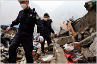 400,000 to be relocated after China 6.0-magnitude quake