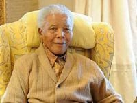 Mandela, symbol of freedom in South Africa, reaches 94 years. 47615.jpeg