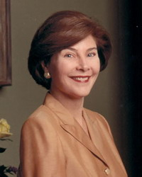 Laura Bush not to accompany US president on trip to Australia