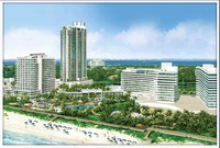 Fontainebleau Resorts LLC announces plans for 2.8 billion dollars