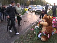 Little girl dies on pedestrian crossing with her mother in Russia. 45617.jpeg