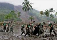 Rescuers hold no hope to save anyone else from massive Philippine landslide