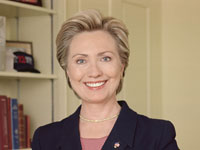 Hillary Clinton to take close look at foreign trade deals