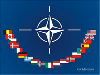 Ukraine and Georgia not let into NATO