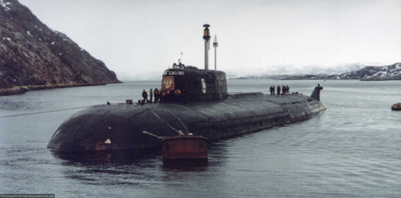 It was US and UK that sank Russia's Kursk submarine. Kursk submarine