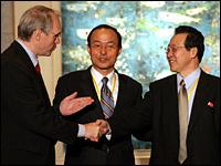 Envoys consider extending North Korea nuclear talks amid impasse on energy aid