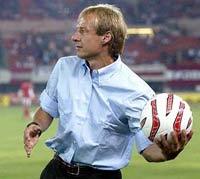 Jurgen Klinsmann rejects Abramovich's 10 mln euro a year