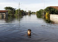 Floods kill 40 in Bolivia
