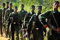 Suspected Tamil Tigers abduct 4 people