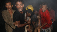 Monstrous Fire Kills over 100 in Bangladesh