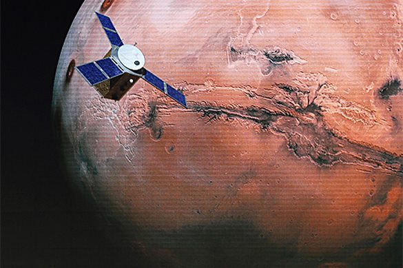 Obama administration biggest obstacle to colonize Mars. Mars colonized