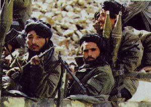 Taliban terrorists
