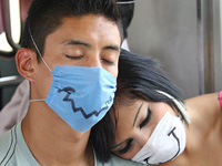 Health Officials Survey Swine Flu Cases in U.S.