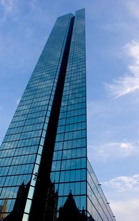 Hancock Tower sold to New York Group for 3.3 billion dollars