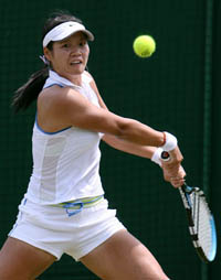 Chinese tennis association says Li Na may be out with serious injury