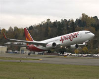US private equity company to invest 80 million dollars in India's SpiceJet