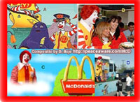 McDonald's sets online casting  for customers faces
