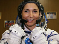 Iranian-born American space tourist says Russia now third country