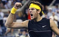 Argentine sportsman Del Potro wins US Open Men's champion
