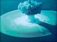 Soviet nuclear test ground Novaya Zemlya remained secret for decades before 1992