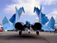 China Creates Pirate Copy of Russia's Su-33 Deck-Based Fighter Jet