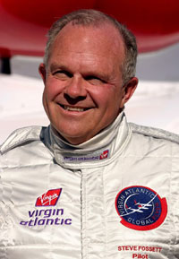 Weather Kills Steve Fossett