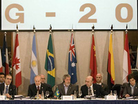 Finance Ministers of G20 Nations To Meet in South Korea