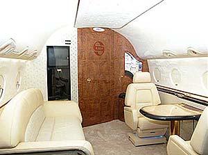 Viktor Yushchenko's new jetliner