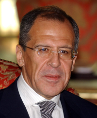 Russian foreign minister intends to ban military presence in Caspian Sea